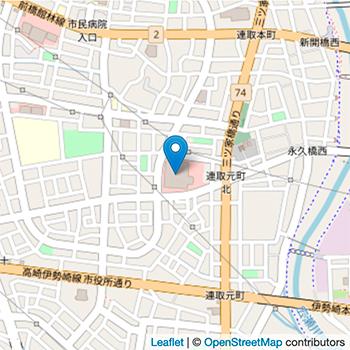 プロエレガントカラーイトーヨーカドー伊勢崎店