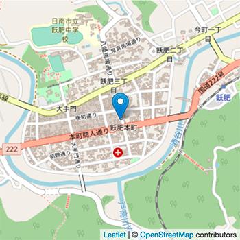 プロカラー カレン 飫肥城下町店